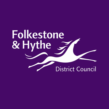 Folkestone and Hythe District Council logo (Folkestone and Hythe District Council logo)