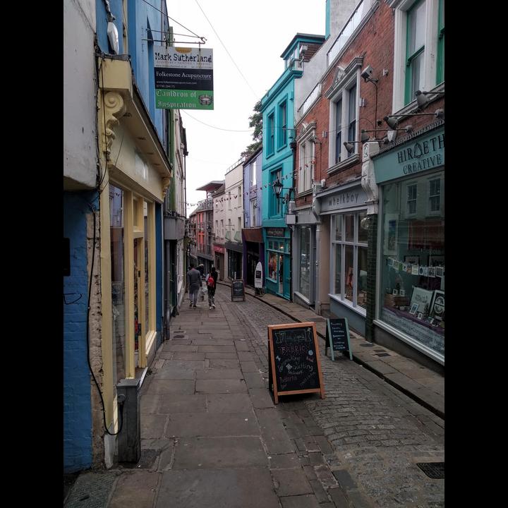 Folkestone Old High Street