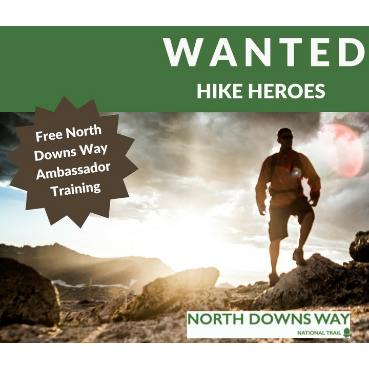Hike Heroes [from Kent AONB Experience Project